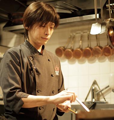 フレンチレストラン ドゥアッシュ 中田貴紀