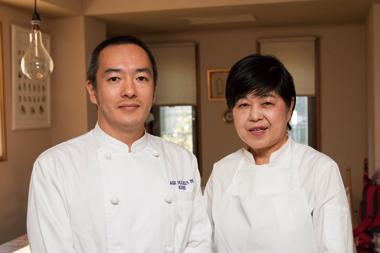 フランス菓子・料理教室 Eiko Morita2